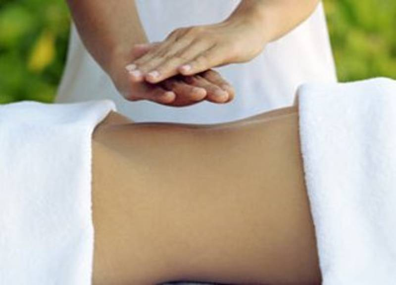 A Reiki massage