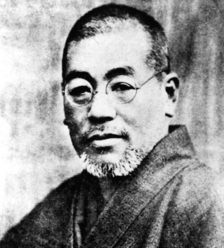 Dr Mikao Usui the founder of Reiki
