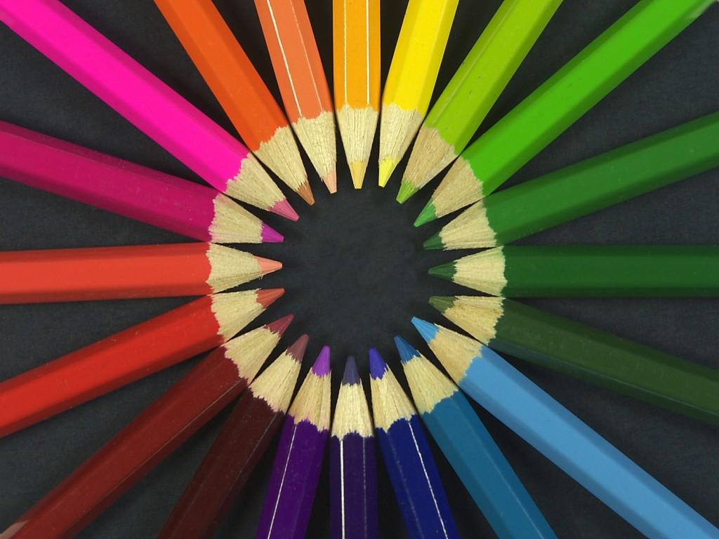 Reiki color therapy