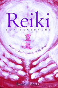 Reiki for Beginners book cover