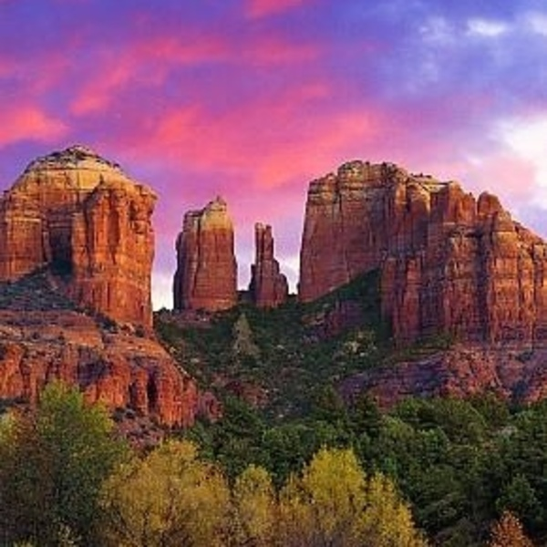 Reiki in Sedona? Yes please.