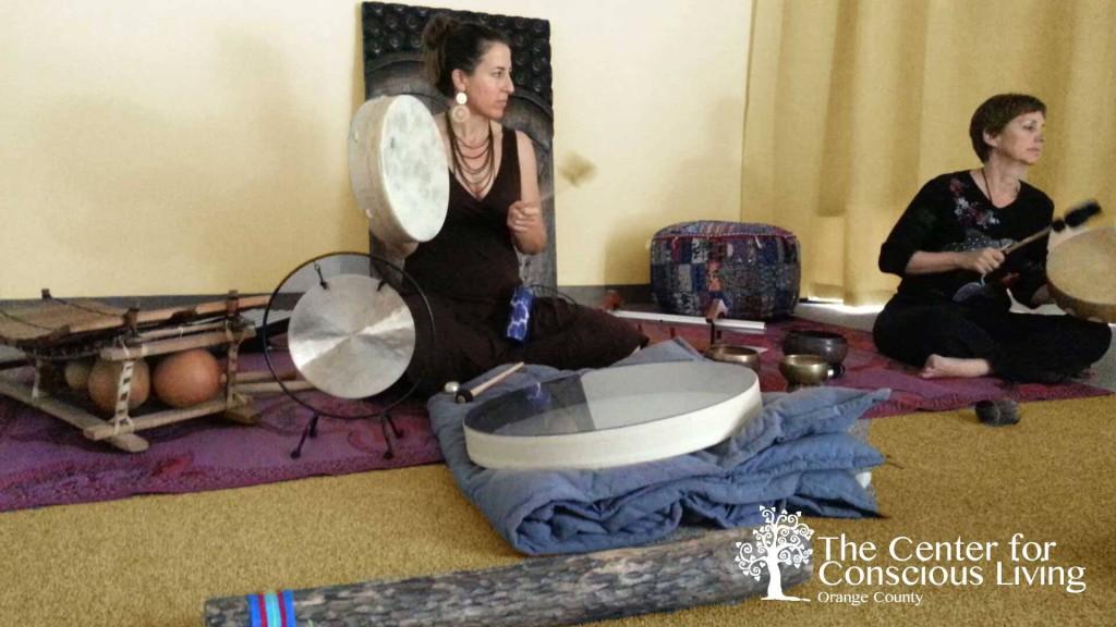sound healing Reiki practice
