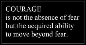 reiki and courage