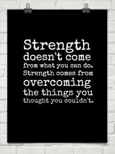 reiki strength