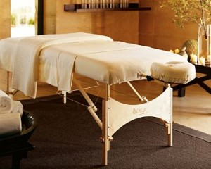 portable Reiki tables
